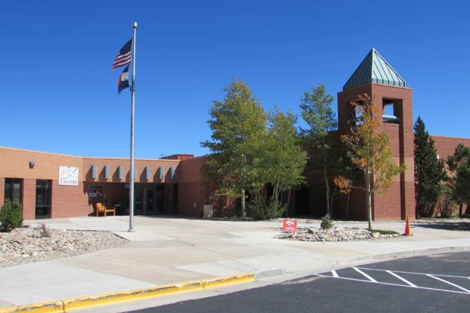 Current picture of Summit Elementary School