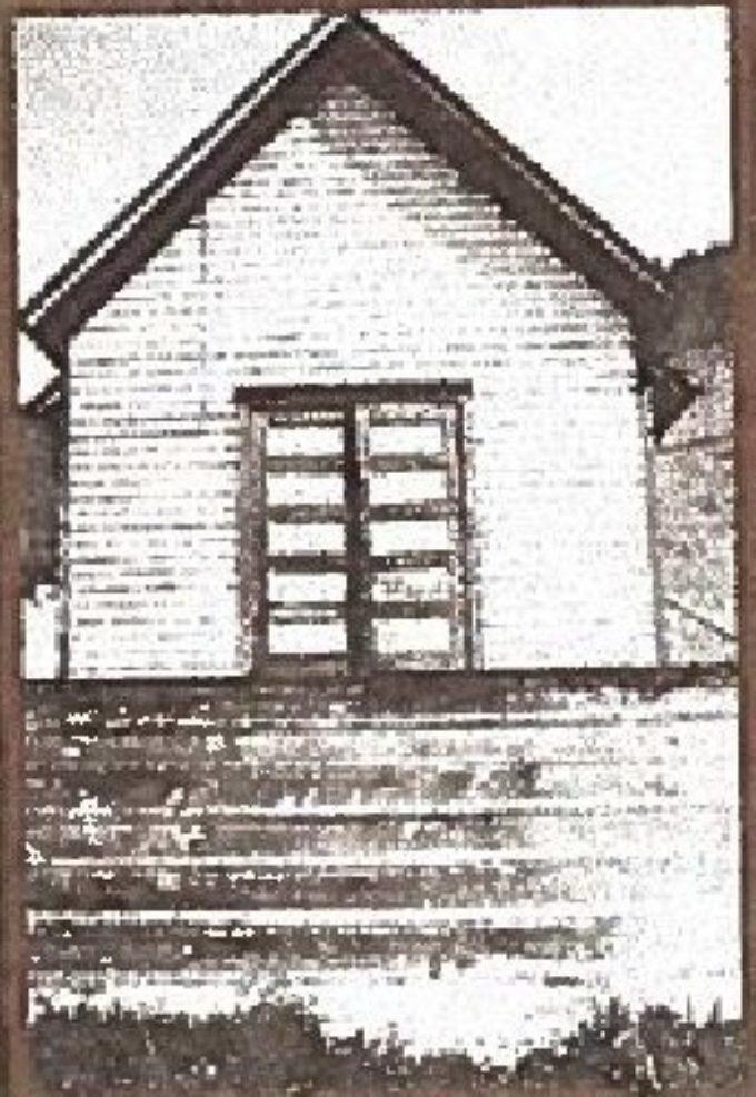 1940s school house