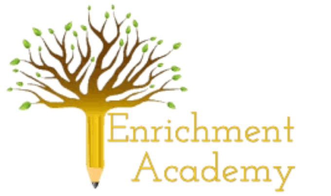 Enrichment academy with tree