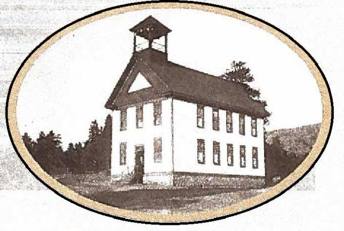 School house built in 1890.